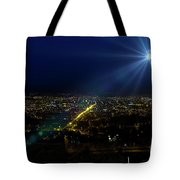 God Loves Cuenca Tote Bag