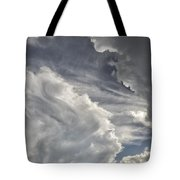 God Speaks Tote Bag