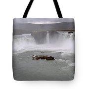Godafoss, Iceland Tote Bag