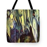 Goddes Of Carlsbad Caverns Tote Bag