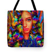 Goddess 243 Tote Bag