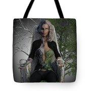Goddess Hel Tote Bag