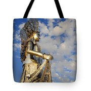 Goddess Isthmus Tote Bag