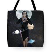 Goddess Nyx Tote Bag