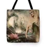 Goddess Of Bliss  Tote Bag