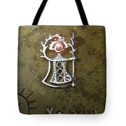 Goddess Of Fertility Tote Bag