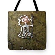 Goddess Of Fertility Tote Bag