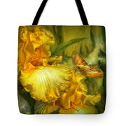 Goddess Of Summer Tote Bag