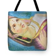 Goddess Radha Tote Bag