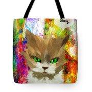 Goddess Santia As A Cat 687 Tote Bag