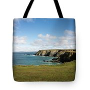 Godrevy To St Agnes, The North Cornwall Coastline Tote Bag