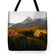 God's Country Tote Bag