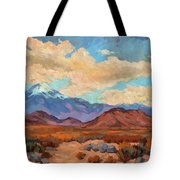God's Creation Mt. San Gorgonio  Tote Bag
