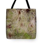 God's Faithful Servant Tote Bag