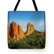 God's Garden Tote Bag