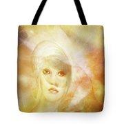 God's Hand Tote Bag