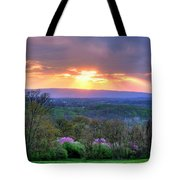 God's Handwriting Tote Bag