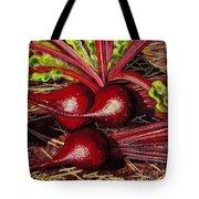 God's Kitchen Series No 2 Beetroot Tote Bag