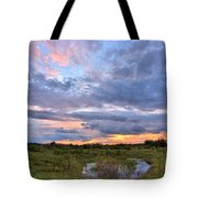 God's Painting Tote Bag