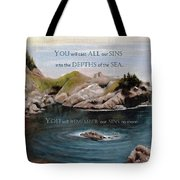 God's Promises To Us Tote Bag