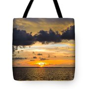 God's Signature Tote Bag