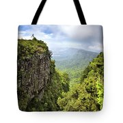 God's Window And The Blyde River Canyon Tote Bag