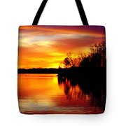 God's Work Tote Bag