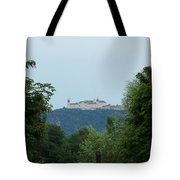 Goettweig Abbey Tote Bag