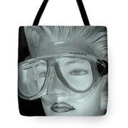 Goggle Me Tote Bag