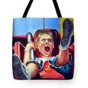 Goin' Down Tote Bag