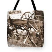 Goin' To Seed Tote Bag