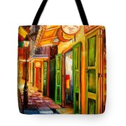 Going Back To New Orleans Tote Bag