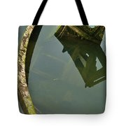 Going Below Tote Bag
