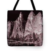 Going Dark #3 Monolith Tote Bag