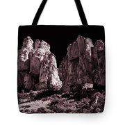 Going Dark #5 Tote Bag