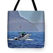 Going Fishing Tote Bag