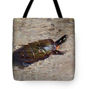 Going For A Dip Tote Bag