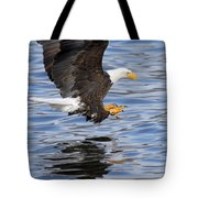 Going For The Kill Tote Bag