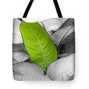 Going Green Lighter Tote Bag