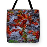 Going Red Tote Bag