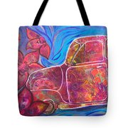 Going Someplace Pretty Tote Bag