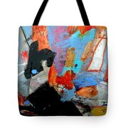 Going Through The Fire 2 Tote Bag