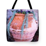 Going To Pot Tote Bag