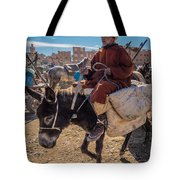 Going To The Rissani Market Tote Bag