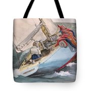 Going To Weather Tote Bag