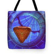 Going Up Tote Bag by Pat Abbott