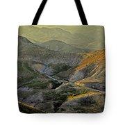 Going Up To Jerusalem Tote Bag