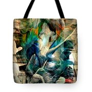 'going Within' Tote Bag