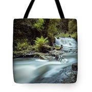 Goitstock Mill Waterfall  Tote Bag