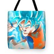 Goku In Dragon Ball Super  Tote Bag
